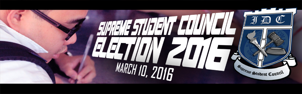 March 2016 SSC Election